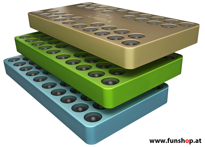 ArcaBoard gelb grün oder beige im FunShop kaufen