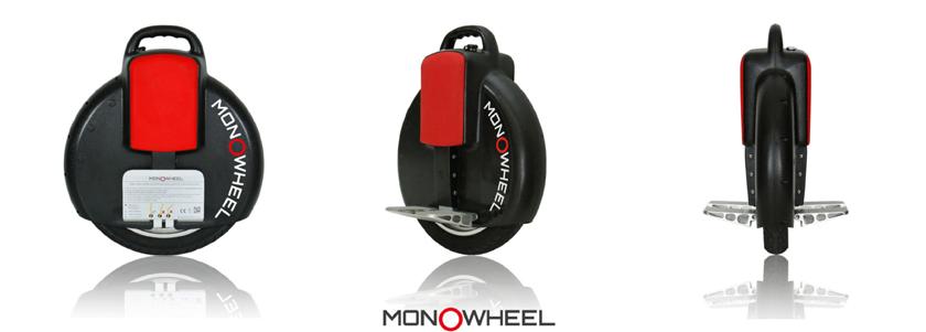 Banner Monowheel im FunShop