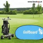 Das Golfboard beim Experten für Elektromobilität im FunShop Wien testen probefahren und kaufen