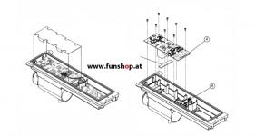 Ersatzteile spare parts Segway i2 x2 Akku Leistungsplatine beim Experten für Elektromobilität im FunShop Wien kaufen