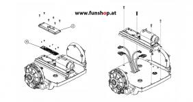 Ersatzteile spare parts Segway i2 x2 Funkkarte beim Experten für Elektromobilität im FunShop Wien kaufen
