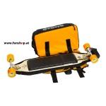 Evolve Backpack V2 Rucksack für Longboards Bamboo beim Experten für Elektromobilität im FunShop Wien kaufen