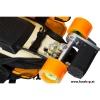 Evolve Backpack V2 Rucksack für Longboards Carbon beim Experten für Elektromobilität im FunShop Wien kaufen