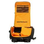 Evolve Backpack V2 Rucksack für Longboards Innentaschen beim Experten für Elektromobilität im FunShop Wien kaufen