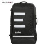 Evolve Backpack V2 Rucksack für Longboards von hinten beim Experten für Elektromobilität im FunShop Wien kaufen