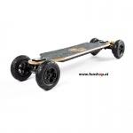 Evolve Bamboo GTX All-Terrain Longboard elektrisches Skateboard beim Experten für Elektromobilität im FunShop Wien testen und kaufen