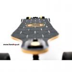 Evolve Bamboo GTX Street Longboard elektrisches Skateboard Deck beim Experten für Elektromobilität im FunShop Wien testen und kaufen