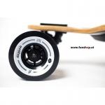 Evolve Bamboo GTX Street Longboard elektrisches Skateboard Rad beim Experten für Elektromobilität im FunShop Wien testen und kaufen