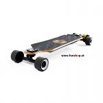 Evolve Bamboo GTX Street Longboard elektrisches Skateboard von oben beim Experten für Elektromobilität im FunShop Wien testen und kaufen
