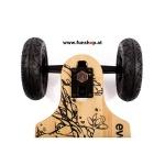 Evolve GT Bamboo All Terrain elektrisches Skateboard Vorderräder beim Experten für Elektromobilität im FunShop Wien testen und kaufen