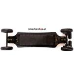 Evolve GT Bamboo All Terrain elektrisches Skateboard von unten beim Experten für Elektromobilität im FunShop Wien testen und kaufen