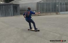Evolve GT Bamboo Street elektrisches Longboard Skateboard beim Experten für Elektromobilität im FunShop Wien Österreich kaufen und testen