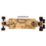 Evolve GT Bamboo Street elektrisches Skateboard von oben beim Experten für Elektromobilität im FunShop Wien testen und kaufen