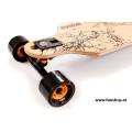 Evolve GT Bamboo Street elektrisches Skateboard von vorne beim Experten für Elektromobilität im FunShop Wien testen und kaufen