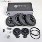 Evolve GT Carbon All Terrain Conversion Kit elektrisches Skateboard beim Experten für Elektromobilität im FunShop Wien kaufen