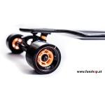 Evolve GT Carbon Street elektrisches Skateboard Räder beim Experten für Elektromobilität im FunShop Wien testen und kaufen