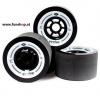 Evolve GT Street Räder Wheels 97mm für elektrisches Skateboard beim Experten für Elektromobilität im FunShop Wien testen und kaufen
