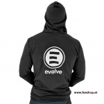Evolve Hoodie in black