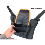 Evolve Sling Bag Rucksack Tasche für Longboards Fächer beim Experten für Elektromobilität im FunShop Wien kaufen