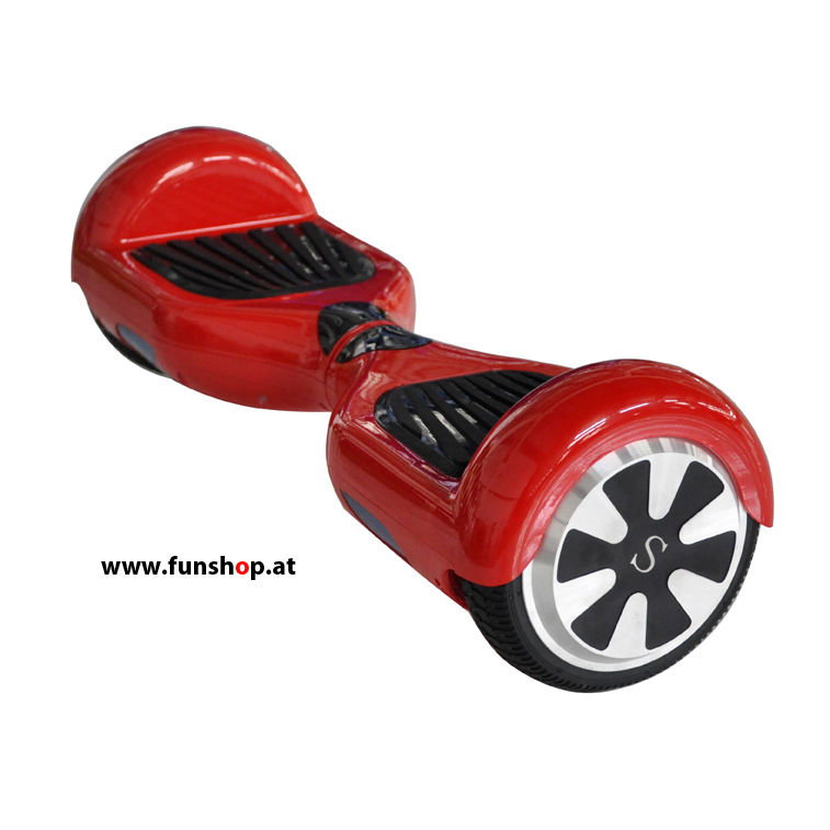 funshop hoverboard elektrisches self balancing board. Black Bedroom Furniture Sets. Home Design Ideas