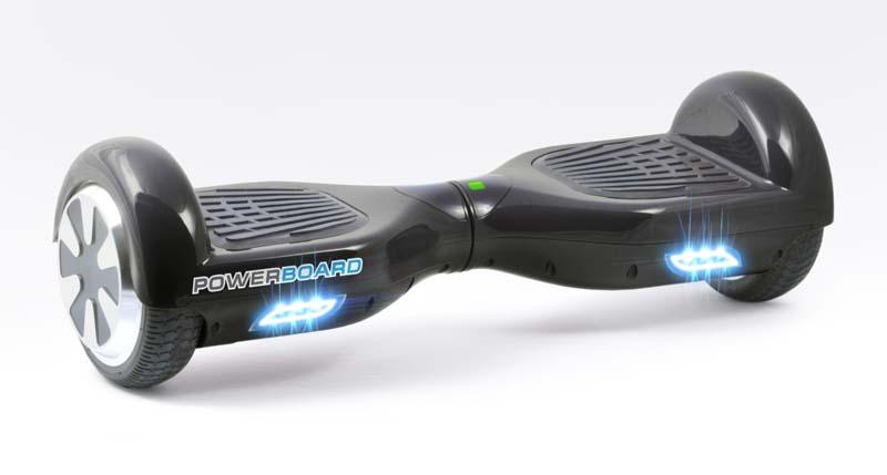 Gefährliches Hoverboard Powerboard nicht im FunShop Wien kaufen