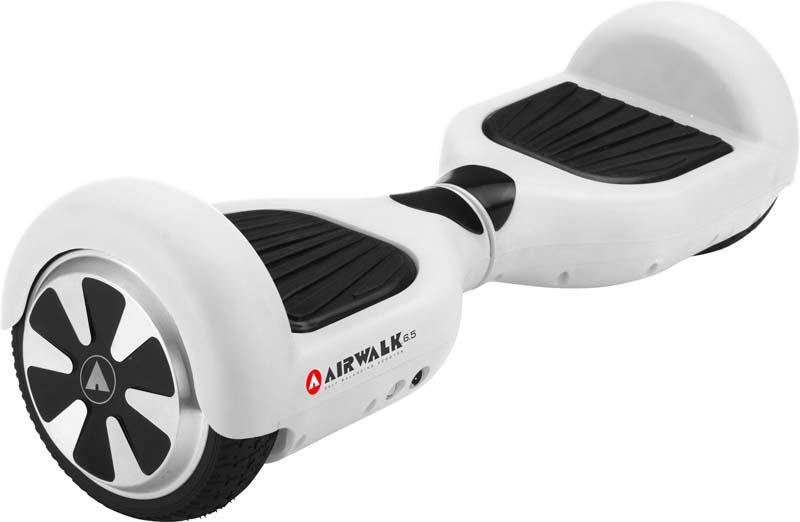 Gefährliches Self Balacing Board Hoverboard Airwalk weiss nicht im FunShop Wien kaufen