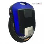 GotWay Monster blau 22 Zoll elektrisches Einrad von der Seite beim Experten für Elektromobilität im FunShop Wien testen und kaufen