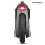 GotWay Msuper V3 schwarz von vorne elektrisches Einrad beim Experten für Elektromobilität im FunShop Wien testen und kaufen