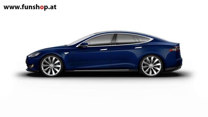 Greenride Tesla Modelle P85 S85D S90D P85D P90D im FunShop Wien mieten und testen