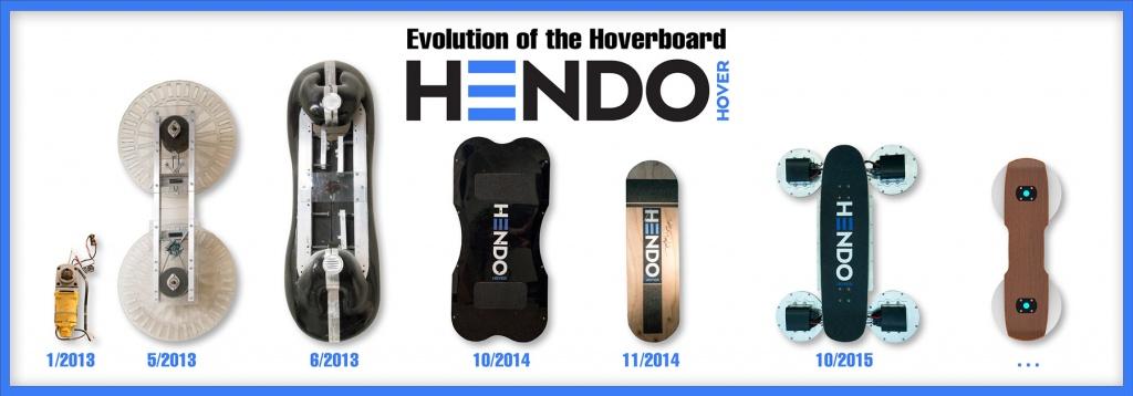 Hendo Hoverboard im FunShop kaufen
