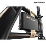 Inmotion P1 elektrisches Klapprad in schwarz Akku beim Experten für Elektromobilität im FunShop Wien testen probefahren und kaufen