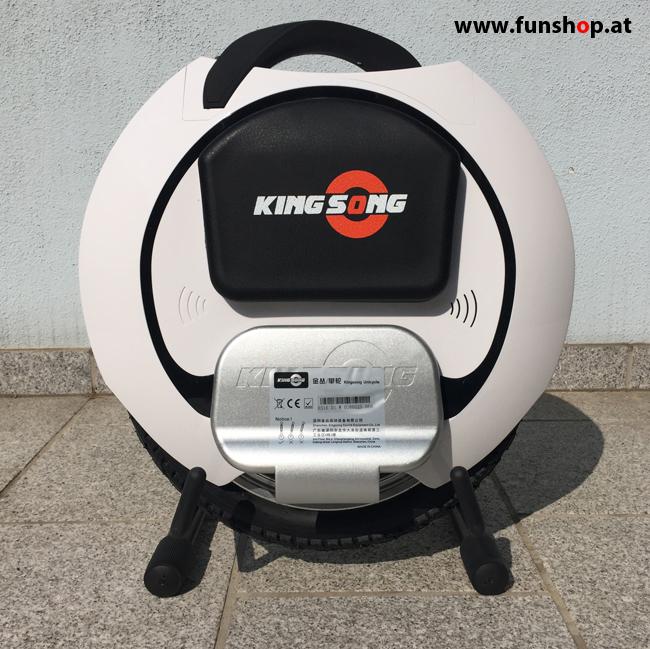 kingsong ks16 weiss funshop kingsong evolve sxt. Black Bedroom Furniture Sets. Home Design Ideas