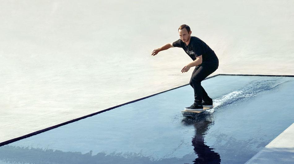 Lexus Hoverboard übers Wasser im FunShop kaufen