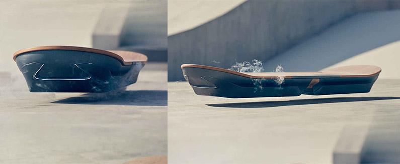 Lexus Hoverboard side im FunShop kaufen 2