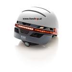 Livall-Helm-BH51M-weiss-hinten-Licht-Blinker-Bluetooth-Lautsprecher-Freisprecheinrichtung-Funk-Fernbedienung-FunShop-Wien-Onlineshop