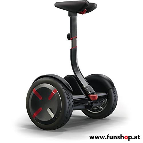ninebot mini pro 320 schwarz funshop kingsong evolve sxt ninebot gotway nino scuddy onewheel. Black Bedroom Furniture Sets. Home Design Ideas