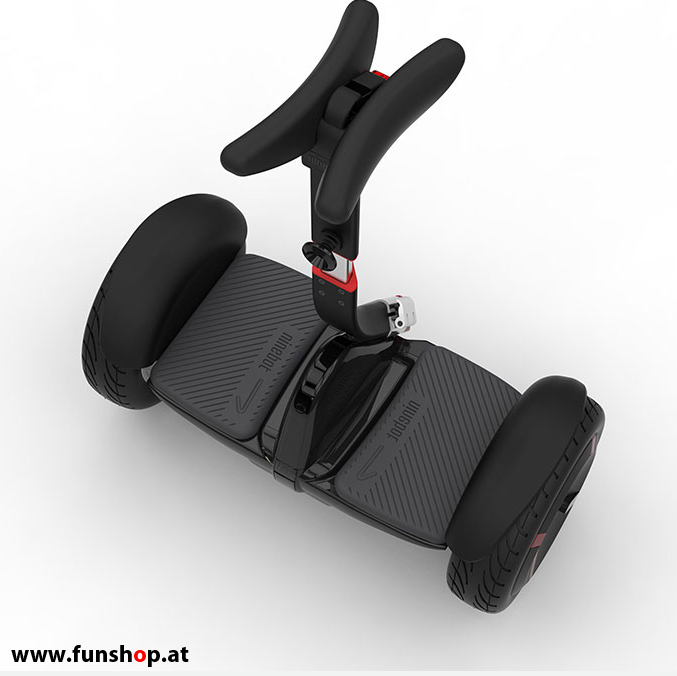 ninebot mini pro 320 schwarz funshop kingsong evolve. Black Bedroom Furniture Sets. Home Design Ideas