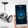 Ninebot Mini Pro weiss fernsteuern im Funshop Wien testen und kaufen