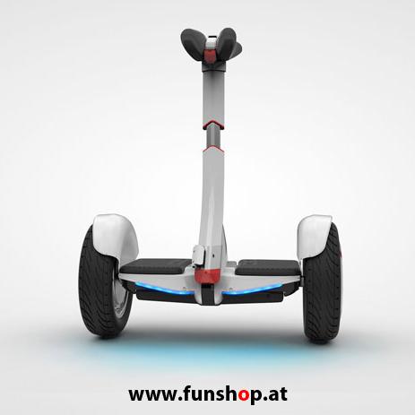 ninebot mini pro weiss funshop kingsong evolve sxt. Black Bedroom Furniture Sets. Home Design Ideas