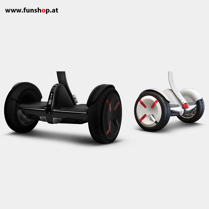 ninebot mini street 320 schwarz funshop kingsong. Black Bedroom Furniture Sets. Home Design Ideas