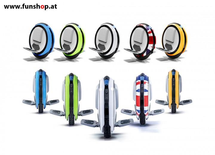 Ninebot One E in unterschiedlichen Designs im FunShop Wien kaufen