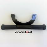 Ninebot One S2 Ständer elektrisches Einrad in weiss und schwarz Elektromibilität vom Experten im FunShop Wien kaufen testen und kaufen