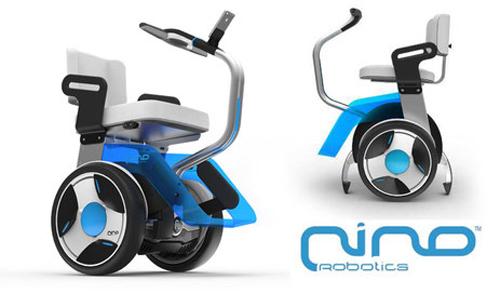Nino Robotics der neue elektrische selbstbalancierende Rollstuhl der Spass macht beim Experten für Elektromobilität im FunShop Wien testen probefahrenund kaufen