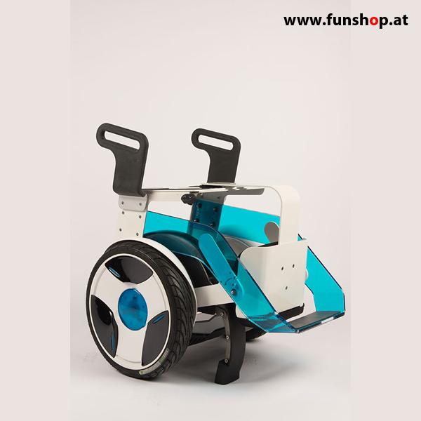 nino rollstuhl schwarz blau funshop kingsong evolve. Black Bedroom Furniture Sets. Home Design Ideas