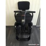 Nino Robotics der neue elektrische selbstbalancierende Rollstuhl in schwarz der Spass macht beim Experten für Elektromobilität im FunShop Wien Österreich vienna austria testen und kaufen