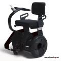 Nino Robotics der neue elektrische selbstbalancierende Rollstuhl in schwarz der Spass macht beim Experten für Elektromobilität im FunShop Wien Vienna Austria kaufen testen und probefahren