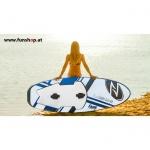 Onean elektrisches Jetboard und Surfboard Carver mit Girl beim Experten für Elektromobilität im FunShop Wien kaufen