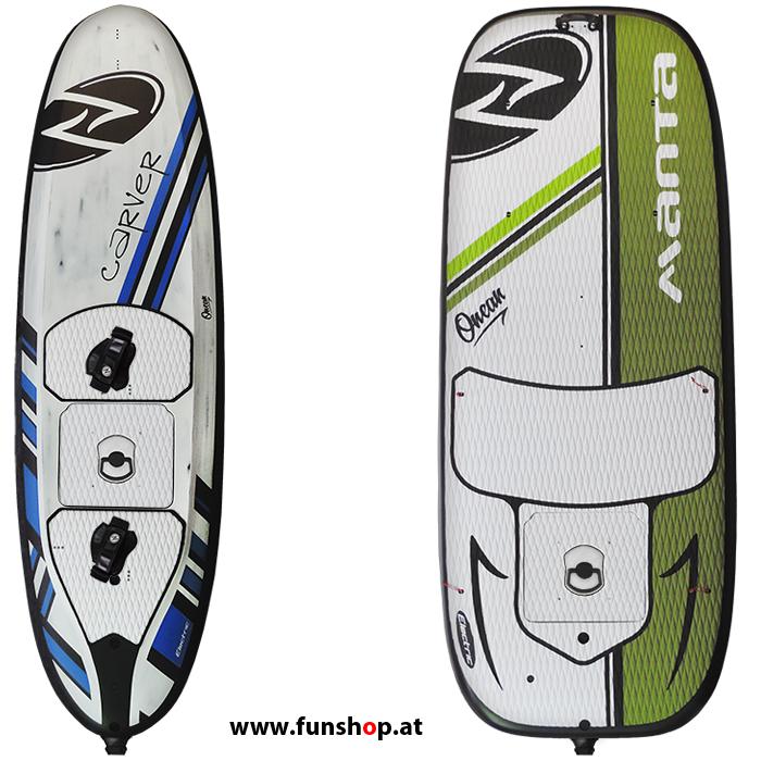 Onean elektrisches Surfboard Manta und Carver beim Experten für Elektromobilität im FunShop Wien kaufen