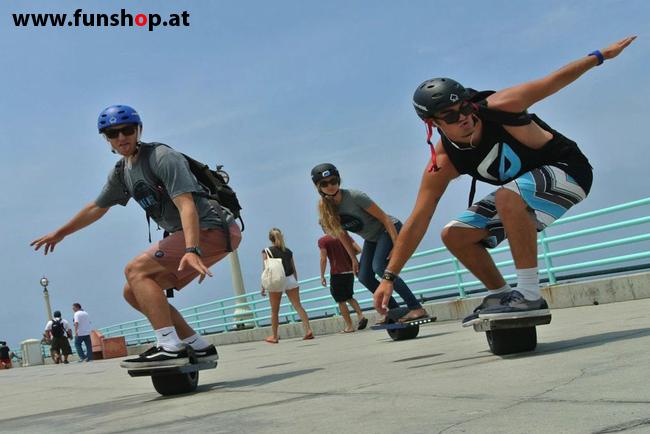 Onewheel Hoverboard im FunShop Wien kaufen testen und probefahren 2