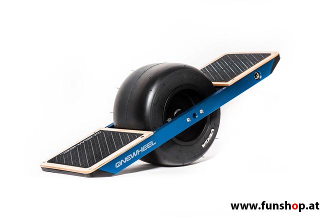 Onewheel Hoverboard von vorne im FunShop Wien kaufen testen und probefahren